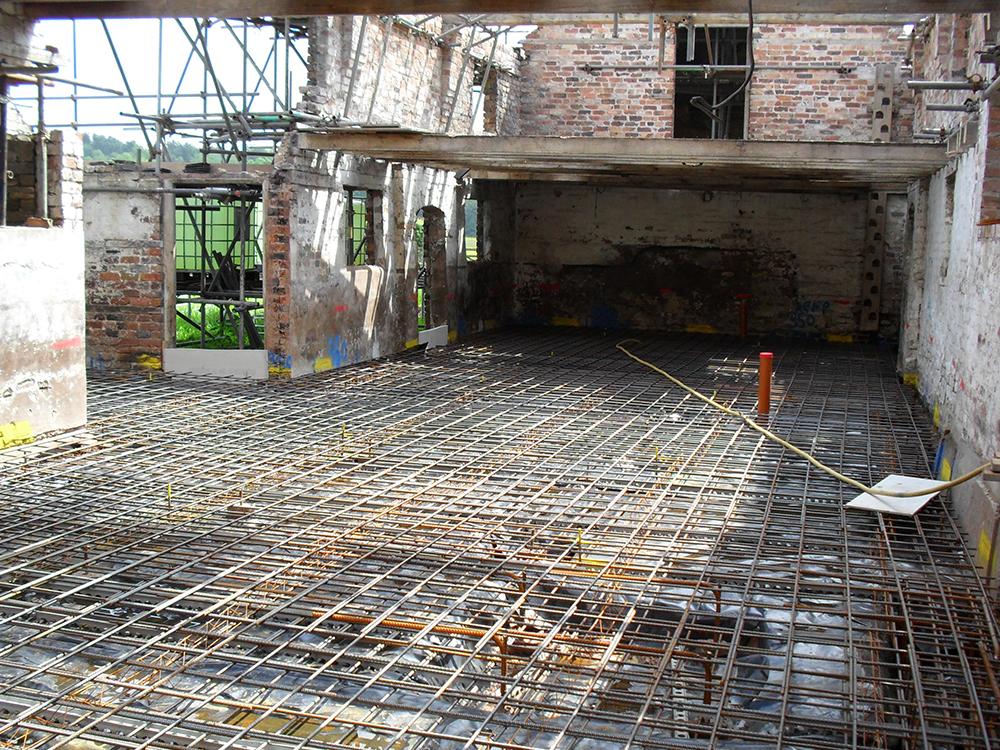 Internal Piled Raft Slab Morcon Foundations