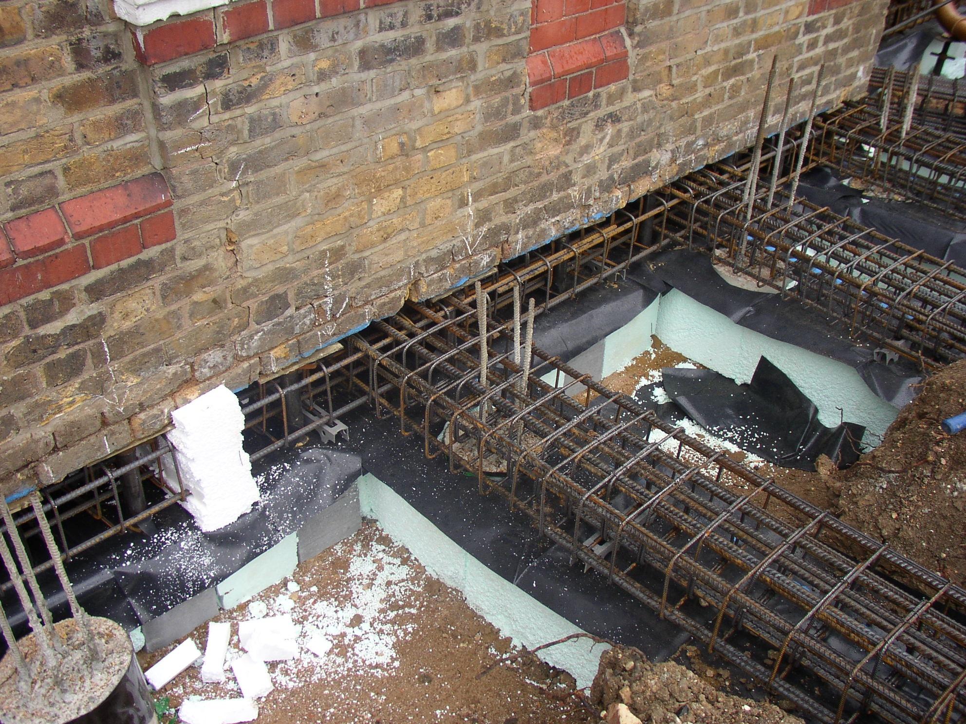 Underpinning & Foundation Repair